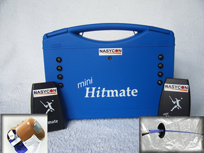 Mini Hit-Mate plus 4 Weapons and Masks