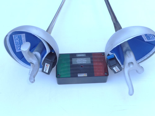 TOTALLY WIRELESS FENCING SYSTEM-SET 2
